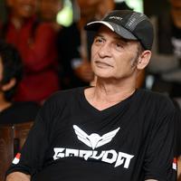 Robby Sugara meninggal dunia. (Bambang E. Ros/Kapanlagi.com)