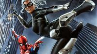 DLC pertama gim Spider-Man meluncur pekan depan. (Doc: PlayStation)