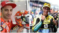 Andrea Iannone dan Alex Rins dijadwalkan bakal menyapa para penggemar di Indonesia pada 18 Februari. (Fox/Crash)