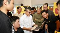 Hackathon Pintar 1.0 hasil kolaborasi Pemkab Banyuwangi dan Warung Pintar.