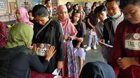Audisi LIDA 2020 digelar di Banjarmasin dan Tarakan, Kalimantan, Minggu, 20 Oktober 2019 (Dok Indosiar)