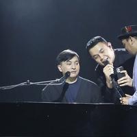 Yovie and His Friends (Bambang E. Ros/Fimela.com)