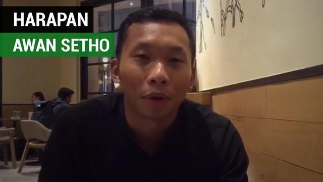 Berita video wawancara kiper Bhayangkara FC, Awan Setho, soal harapannya pada hari Sumpah Pemuda pada Sabtu (28/10/2017).