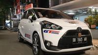 Ini yang Dilakukan Pecinta Mobil Toyota Sienta (Ist)