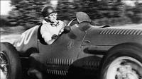 Juan Manuel Fangio. (Dokumentasi AFP)