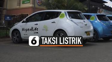 taksi listrik