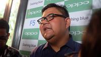 Aryo Meidianto, PR Manager Oppo Indonesia. Liputan6.com/ Andina Librianty