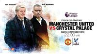 Manchester United vs Crystal Palace (Liputan6.com/Abdillah)