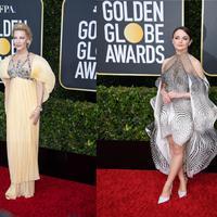 Gaun terbaik di Golden Globe 2020/ splashnews