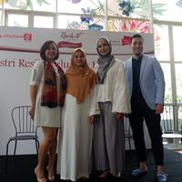 Herfiza Novianti Berbagi Tips Tetap Mesra dengan Suami