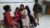 Proses penyelamatan penumpang kapal tenggelam itu terbilang dramatis. (Liputan6.com/Dewi Divianta)