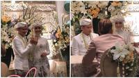 Pernikahan Citra Kirana dan Rezky Aditya (Sumber: Instagram/ericaputrii)