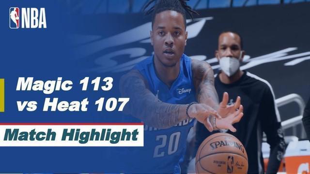 Berita video, Miami Heat kalah dari Orlando Magic di laga perdana NBA 2020/2021