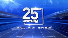 Tanggal 20 Mei mendatang, program berita kesayangan Anda, Liputan 6 akan berulang tahun yang ke-25. Perjalanan 25 tahun Liputan 6 menorehkan berbagai prestasi dan inovasi, dengan dukungan teknologi terkini di bidang penyiaran televisi.
