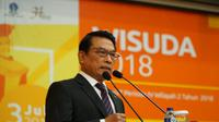 Kepala Staf Kepresidenan Jenderal TNI (Purn) Dr Moeldoko. (Liputan6.com/Loop/KSP)