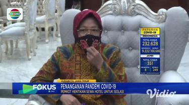 Warga yang menjalani isolasi mandiri di Asrama Haji dan juga empat hotel yang disewa Pemkot Surabaya sudah diperbolehkan kembali ke kediamannya dalam beberapa hari terakhir. Karena membaiknya kondisi para pasien, termasuk hasil swab yang menunjukkan ...
