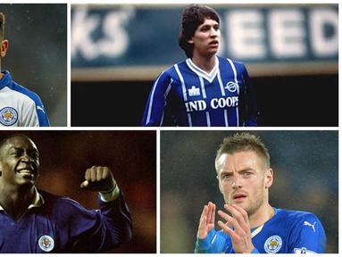 Jamie Vardy dan Riyad Mahrez, musim lalu menjadi pemain kunci bagi Leicester hingga mampu menjuarai Premier League. Selain dua bintang itu, ternyata Leicester juga pernah menjadi klub bagi bintang-bintang dunia, antara lain 5 pemain ini.
