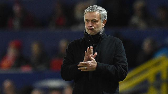 Jose Mourinho-Manchester United-Sevilla