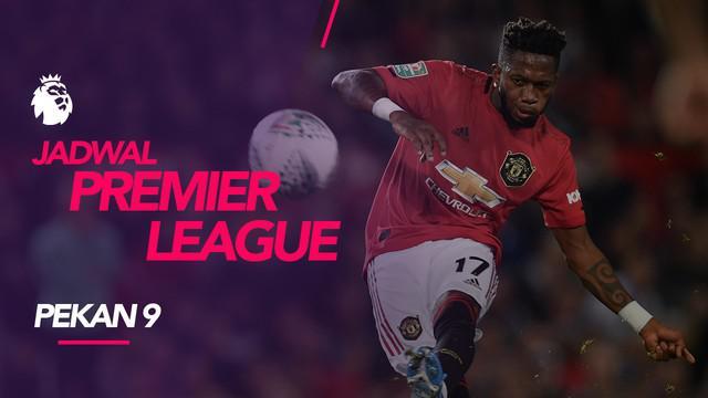 Berita video jadwal Premier League 2019-2020 pekan ke-9. Manchester United akan hadapi pemuncak klasemen sementara, Liverpool.