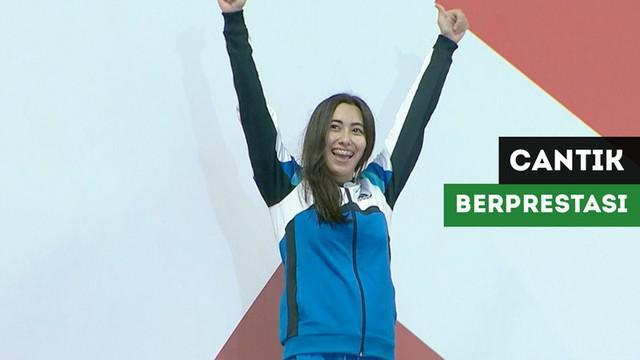 Berita video mengenal secara singkat perenang cantik dengan disabilitas asal Uzbekistan, Amilova Fotimakhon, yang sudah memecahkan rekor dunia dua kali di Asian Para Games 2018.