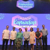 Senyum Baru untuk Indonesia, Ajak Milenial Berbagi Berkah di Bulan Ramadan