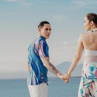 Andrea Dian dan Ganindra Bimo (Instagram/andreadianbimo)