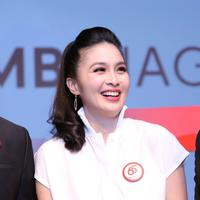 Sandra Dewi (Daniel Kampua/Fimela.com)