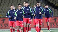 Tajikistan berencana melakukan pemangsakan kuota pemain dari 28 menjadi 25 setelah uji coba melawan Timnas Indonesia U-23.