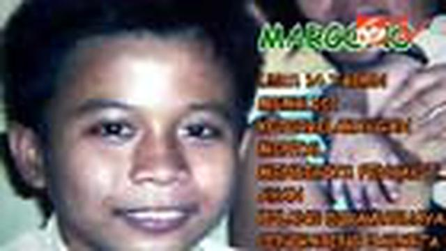 Hampir sebulan, Margono tak pernah pulang ke rumahnya di daerah Cengkareng, Jakbar. Bocah 14 tahun ini menderita cacat mental serta penyakit epilepsi.