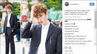 Tokyo identik dengan gaya fashion yang berani, simak street style di Tokyo Fashion Week berikut ini. Sumber foto: Instagram/@tokyofashion