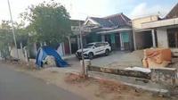 Suarana kampung miliarder di Desa Sumurgeneng, Kecamatan Jenu, Kabupaten Tuban jadi sorotan. (Ahmad Adirin/Liputan6.com)