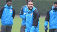 Theo Walcott kehilangan tempat utama di starting lineup Arsenal. (doc. Arsenal)
