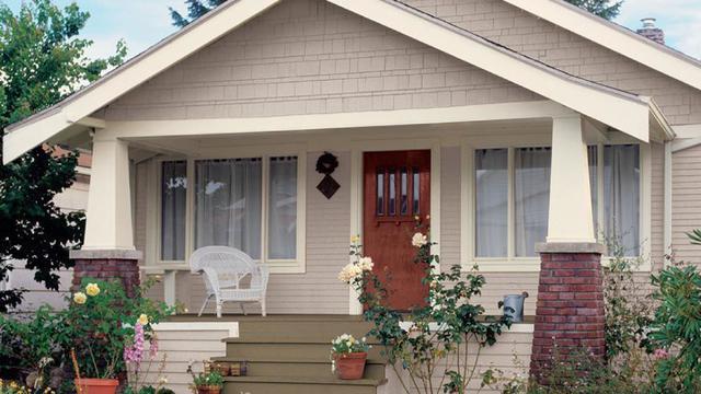990 Gambar Warna Cat Untuk Rumah HD