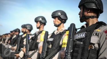 Ilustrasi Pengamanan Debat Cagub DKI 2017