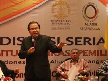 Diskusi Rizal Ramli