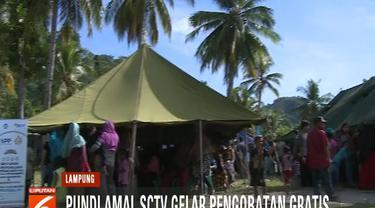Bersama Dispotmar dan ratusan warga, YPP juga menanam 8 ribu pohon mangrove di Pantai Dewi Mandapa, Pesawaran, untuk menahan gelombang pasang.