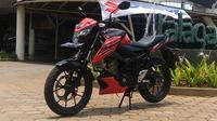 Suzuki GSX 150 Bandit. (Arief/Liputan6.com)
