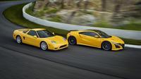 Acura, divisi mobil mewah dari Honda meluncurkan warna baru untuk NSX 2020 yaitu Indy Yellow Pearl (Carscoops)