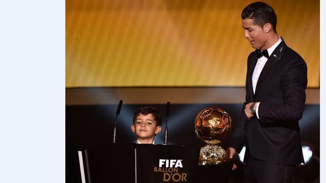 Menyingkap Asal Usul Keempat Anak Ronaldo Bola Liputan6com