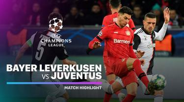 Berita Video Highlights Liga Champions Bayern Leverkusen Vs Juventus 0-2