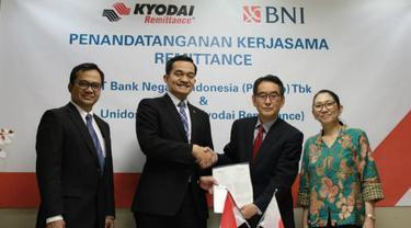 (Foto: Dok PT Bank Negara Indonesia Tbk)
