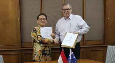 Ekspor Baja Krakatau Steel ke Australia