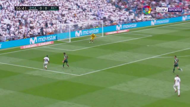 Berita video highlights La Liga 2018-2019 antara Real Madrid melawan Real Betis yang berakhir dengan skor 0-2 di Santiago Bernabeu, Minggu (19/5/2019).