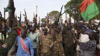 Milisi Sudan Selatan Bakar Penduduk Hidup-Hidup hingga Tewas (AFP)