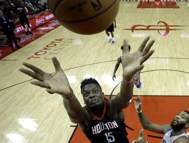 NBA, Houston Rockets, Detroit Pistons