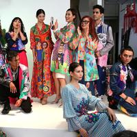 Simak cerita dsainer lokal di New York Fashion Week (Foto: Tim Muara Bagdja)