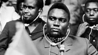 Juvanal Habyarimana, mantan presiden Rwanda. (AFP)