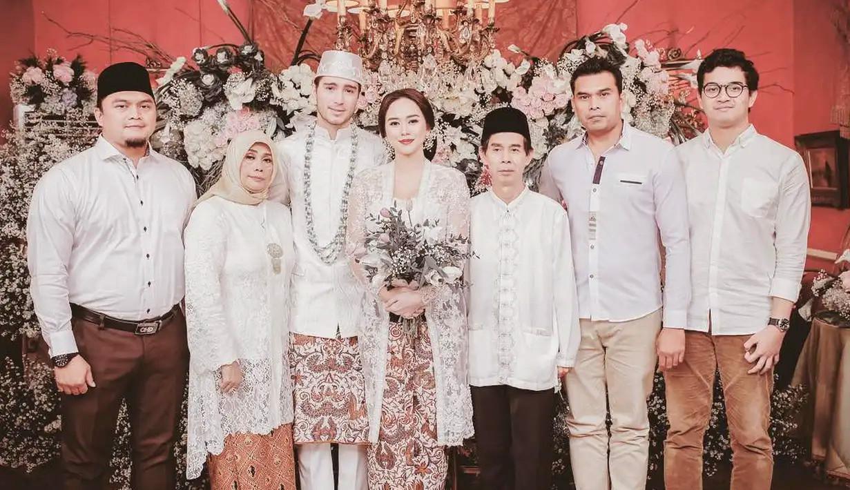 Kisah Pernikahan Aura Kasih dan Eryck Amaral, Nikah Siri ...