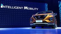 All new Nissan Livina resmi hadir di Indonesia. (Amal / Liputan6.com)