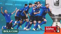 Bodrex - Piala Eropa - Euro 2020 Timnas Italia Juara (Bola.com/Adreanus TItus)